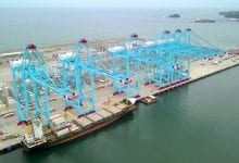 APM Terminals' Moín Container Terminal Receives Its First Vessel