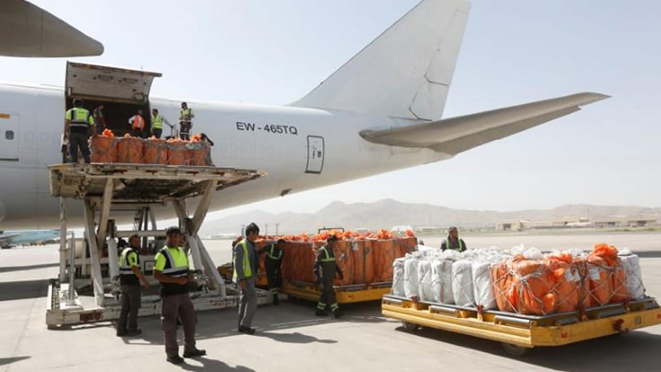Airfreight -Project and special cargo