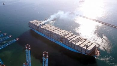 Photo of Life Aboard One of the Biggest Container Ships in the World