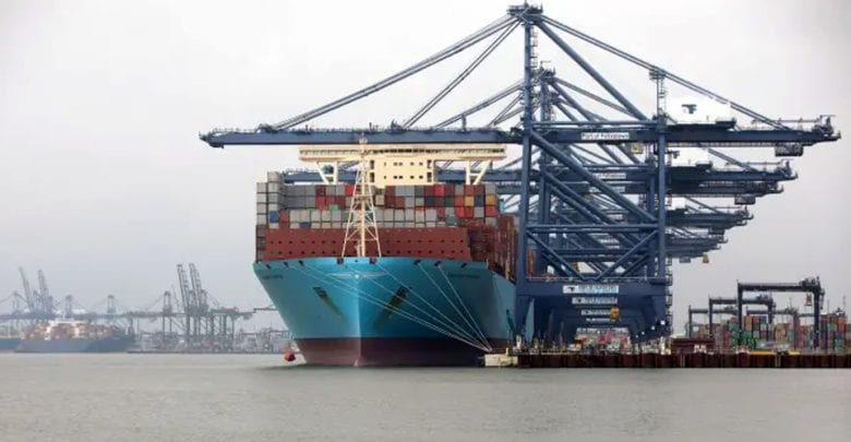 How the World's Biggest Shipping Company Plans to Cut Emissions