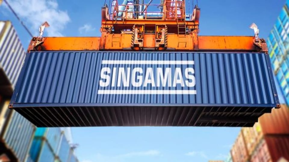 Singamas to sell over half its container manufacturing capacity for up to $595.5m