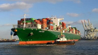 Alphaliner Biggest Ever Boxship to Transit Panama Canal in May
