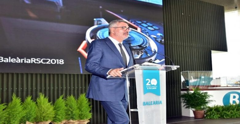 Baleària Carried Over 4 Mn Passengers in 2018-01