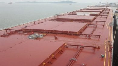 Diana Shipping continues panamax bulker sell-off