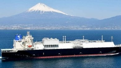 Photo of MOL: New LNG Carrier Pair Named at JMU