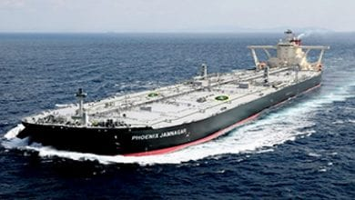 MOL Takes Delivery of New Malacca Max VLCC