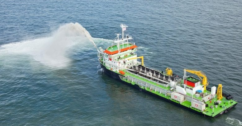 Maintenance Dredging Campaign Soon Underway at Duncan Dock in the Port of Cape Town