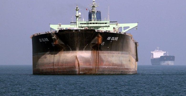 Tanker report – Week 15