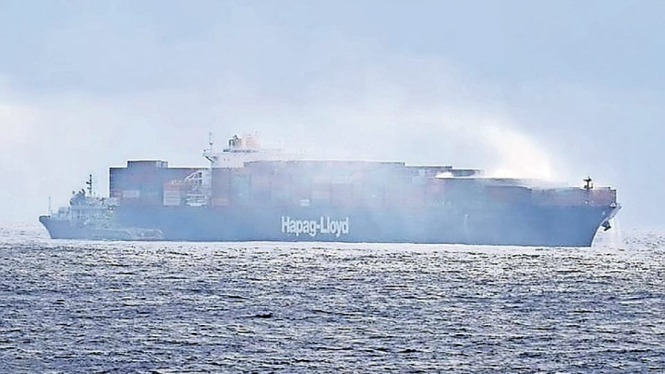 Yantian Express remains in Bahamas as some shippers not posted General Average salvage security