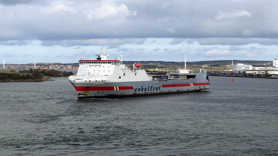 DFDS Buying Ferry Duo to Service New Sweden-Belgium Route