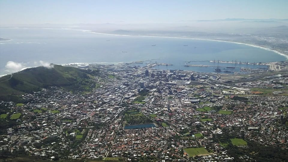 First Female Open Pilot Licence Holder Thrives at Port of Cape Town