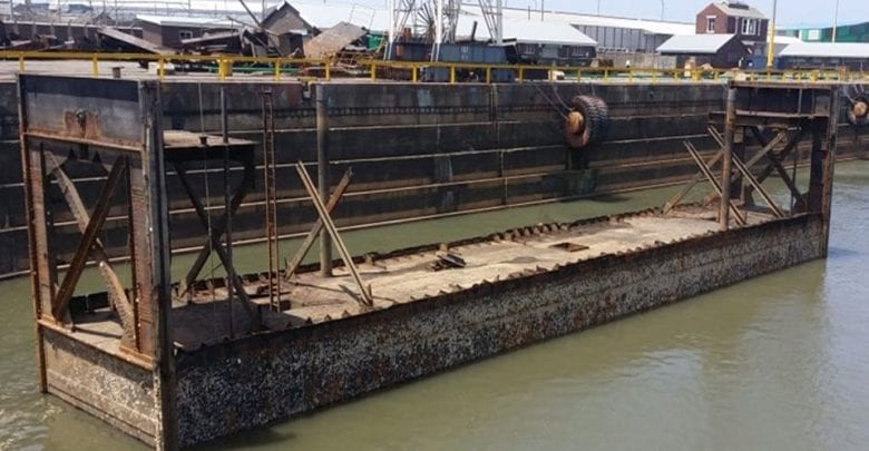 Project to Restore Durban Dry Dock in Full Swing