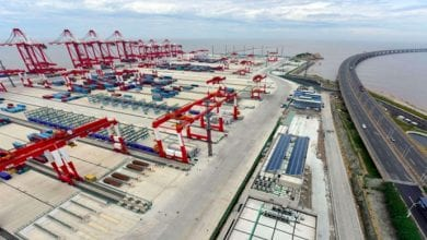 Rail-waterway transportation network expands in Guangdong
