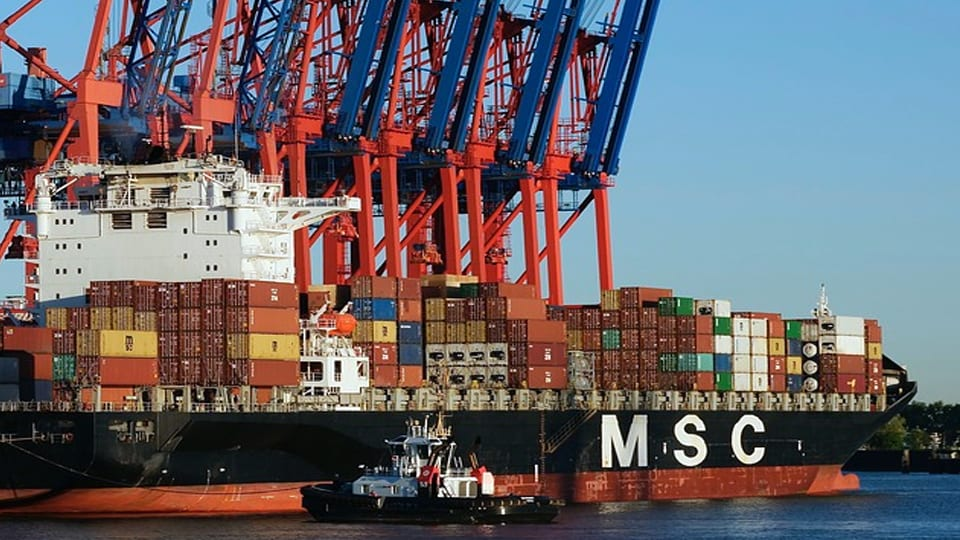 Singapore's GIC Buys Share in MSC's Box Terminal Operator