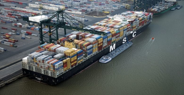 Singapore's GIC buys 10% stake in MSC terminal arm