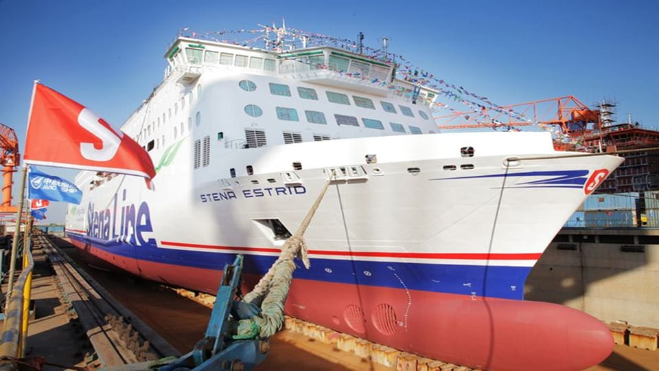 Stena Line Eyes New Initiatives in Sustainable Shipping