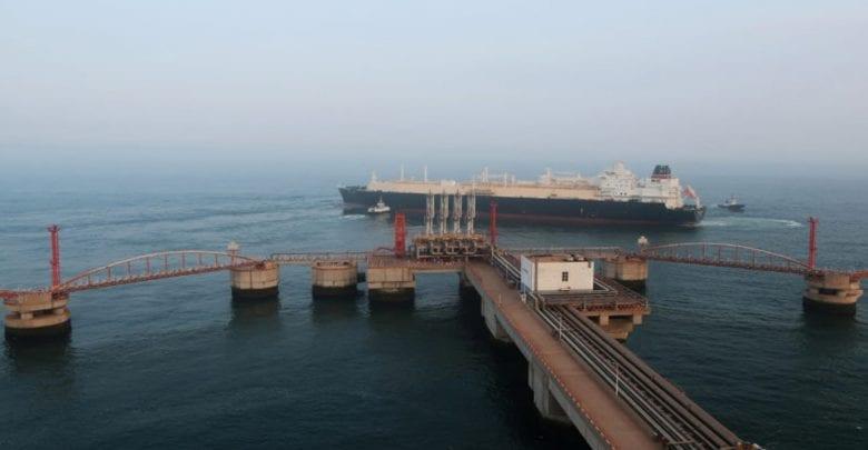Trade War Cuts U.S. Liquefied Natural Gas Exports to China