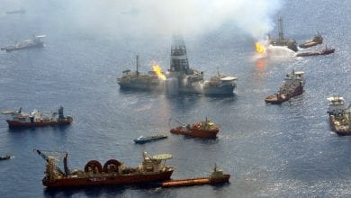 Trump Said to Ease Drilling Rules Sparked by 2010 Gulf Oil Spill