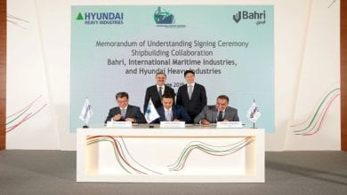 Bahri Orders First VLCCs from IMI