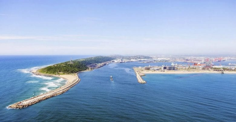 Ban Lifted After Sewage Discharge into Durban Harbour