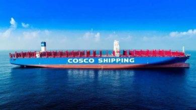 Cosco Shipping Lines to launch Hainan – Yangon service