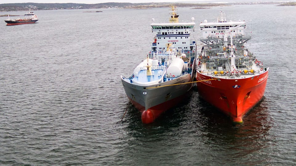 DNV GL LNG Tank Capacity Points to 'New Era' in Ship Fuel