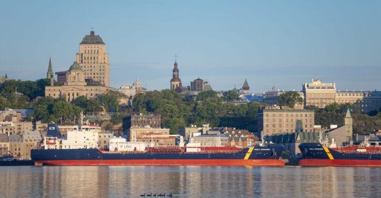 Desgagnés Christens, Launches Polar Class Tanker Duo