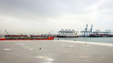 Egypt Opens New Multipurpose Terminal at Damietta Port