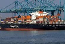 Hapag-Lloyd Secures USD 113 Mn Loan