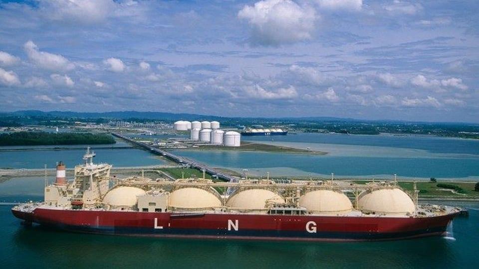 Having a gas Australia dominates China's LNG supply