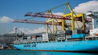Maersk, DB Schenker Jointly Curb Ocean Pollution, Emissions
