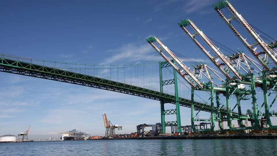 NRF Imports at Top US ports to Continue to Grow ahead of More Tariffs