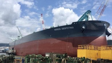 Photo of Ocean Yield Accepts Delivery of Another VLCC Newbuild