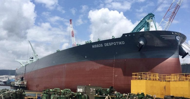 Ocean Yield Accepts Delivery of Another VLCC Newbuild