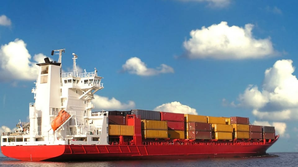 Swire Shipping Replaces 25-Year-Old MPP with Younger Handy Container