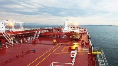 Tanker report – Week 22
