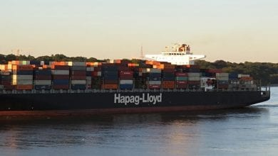 Photo of Yantian Express Unloads All Containers, Leaves Halifax