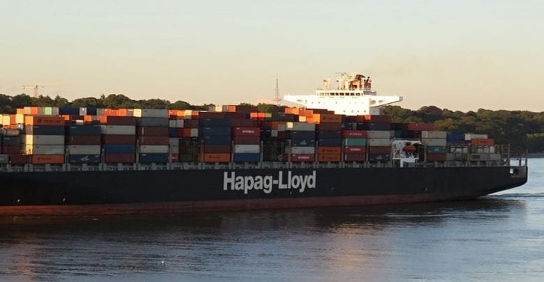 Yantian Express Unloads All Containers, Leaves Halifax