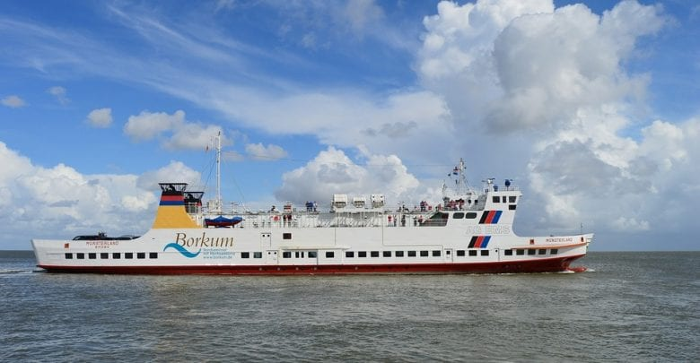 AG Ems to Convert Another Ferry to LNG