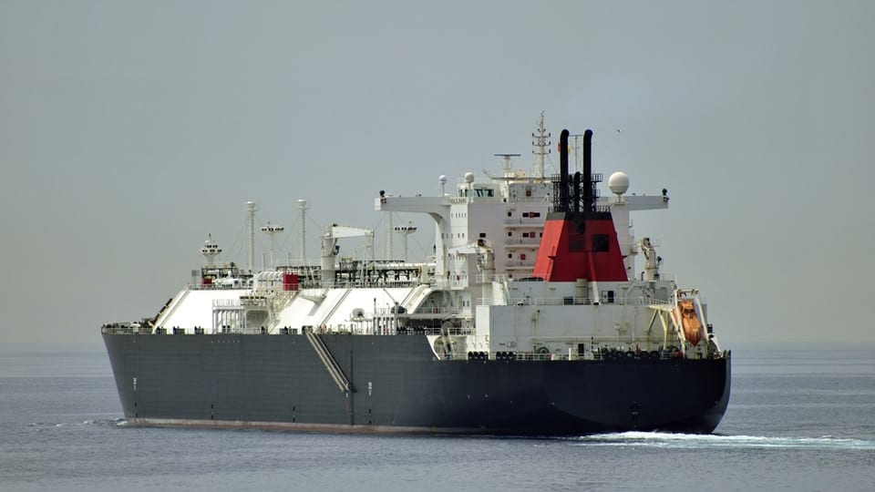 Bipartisan Bill Would Require Percentage of U.S. LNG and Oil Exports Be Transported on American Ships