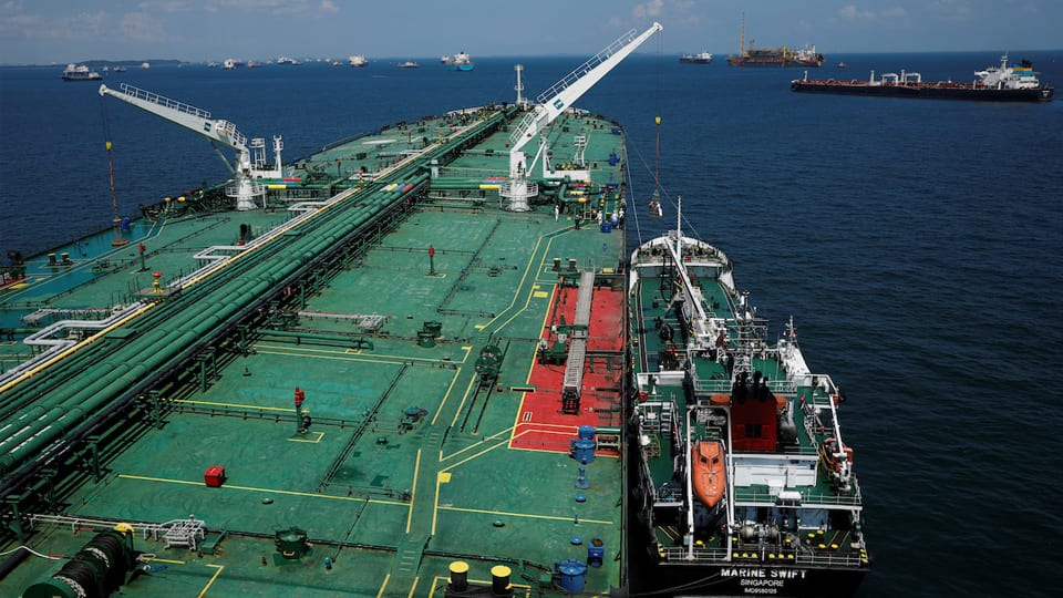 Countdown to 2020 Singapore's Ocean Tankers Tests IMO-Compliant Fuel