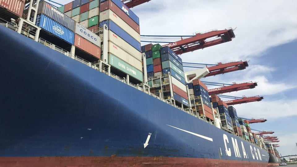 Hutchison Ports ICAVE Starts Operations in Veracruz