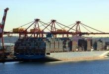 Maersk, MSC Boxship Heavyweights Breaking Australian Records
