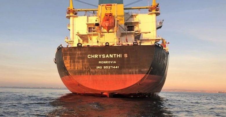 SAMSA Investigating Bunker Spill off Ngqura Port