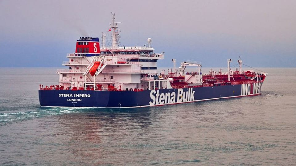 Stena Bulk Demands Access to Seized Stena Impero