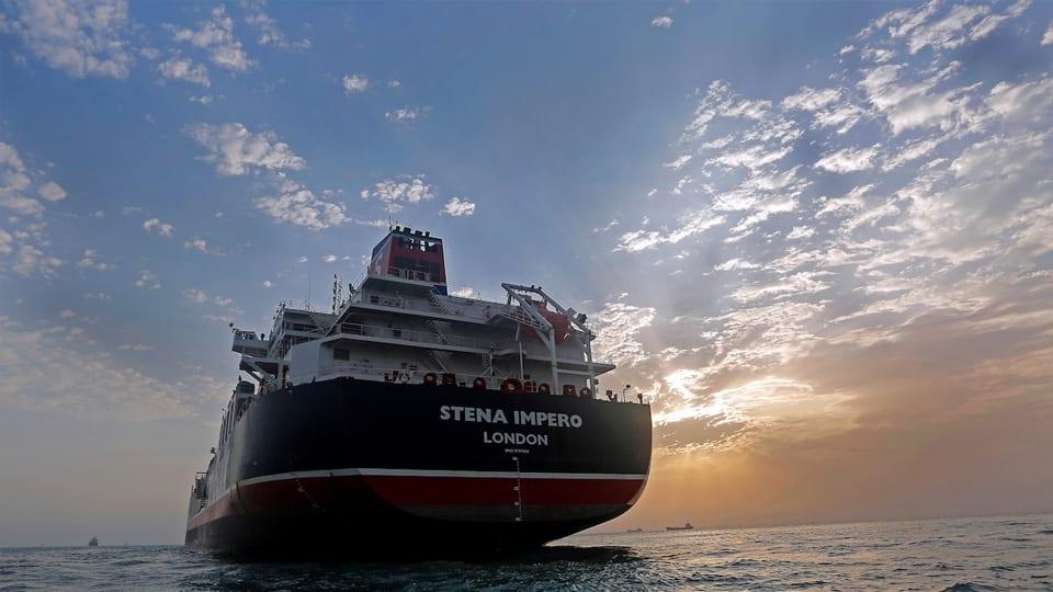 Stena Impero Operator Awaiting Iran Permission to Visit Crew