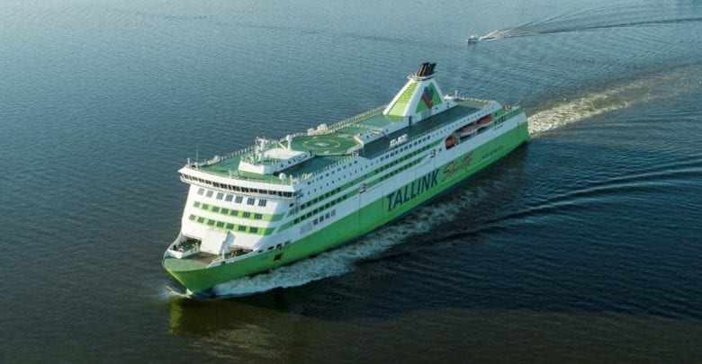 Tallink Secures Loan for New LNG-Powered Fast Ferry