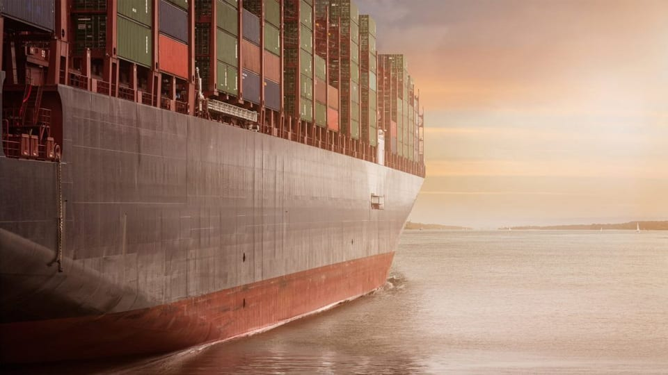Tufton Oceanic Adds Containership to Its Fleet