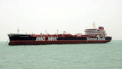 "UK Calls Iran's Seizure of Tanker a ""Hostile Act"""