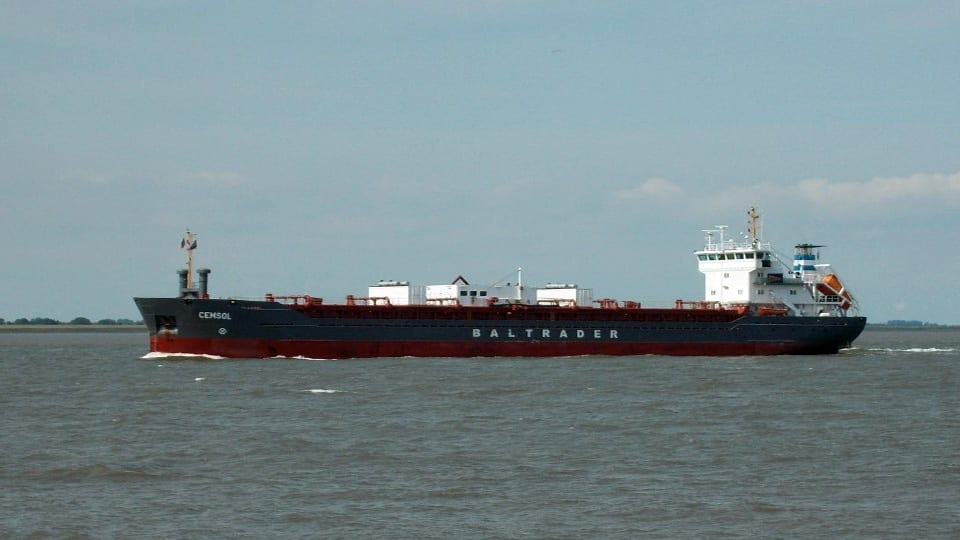 US, German Companies Form Cement Carrier Alliance
